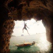 Rock Climbing Photo: Poda Island