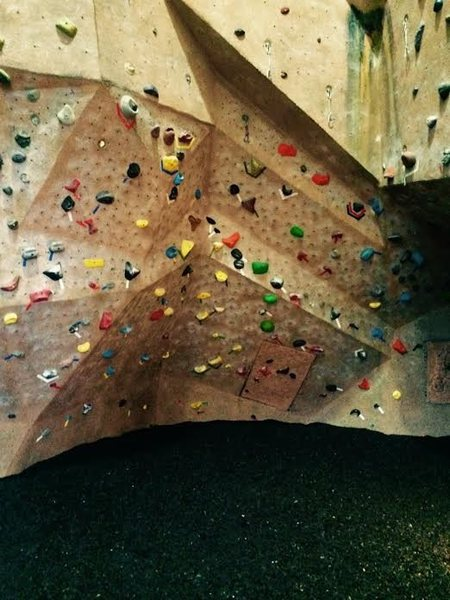 Rock Climbing Photo: Our Bouldering Cave