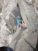 Rock Climbing Photo: Jackson locals coming up from behind on a perfect ...