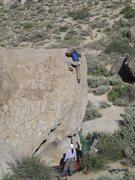 Rock Climbing Photo: Get Carter, Buttermilks