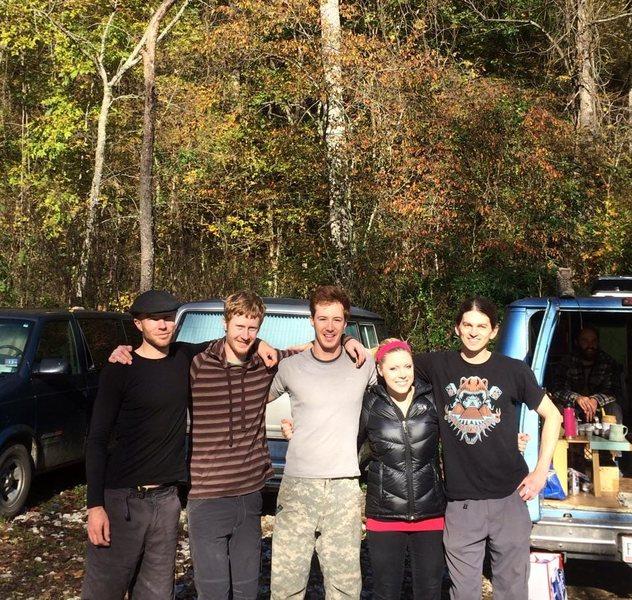 Team MountainProject, RRG Oct '14
