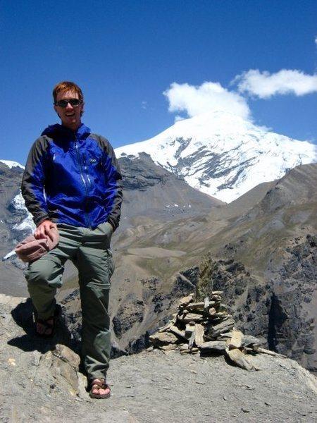 Rock Climbing Photo: Nepal, near Yak Charka, Annapurana region