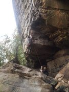 Rock Climbing Photo: RRG, Bob Marley crag