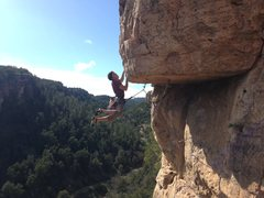 Rock Climbing Photo: #1 Super Guy