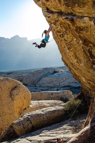 Rock Climbing Photo: Photo by Sam Cody