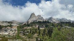 Rock Climbing Photo: The Prism