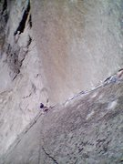 Rock Climbing Photo: Red Spear 5.12a Red Cloud