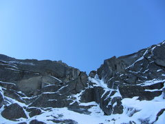 Rock Climbing Photo: depending on conditions the climbing on the spur c...