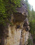 Rock Climbing Photo: Killer!