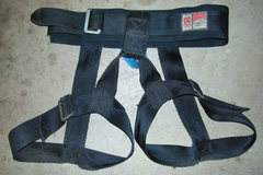 Rock Climbing Photo: #1 Clan Robertson harness from summer or fall of 1...