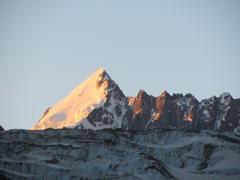 Rock Climbing Photo: Mont Dolent