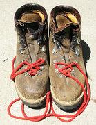 Rock Climbing Photo: #2 Mountain boots.