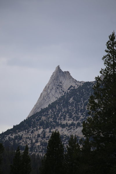 Cathedral Peak, Yosemite