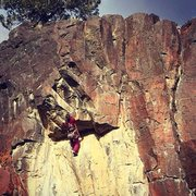 Rock Climbing Photo: The Tick  Massacre Rocks State Park