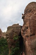 Rock Climbing Photo: How the West Was Won.