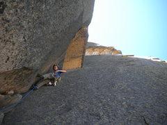 Rock Climbing Photo: Heaven!