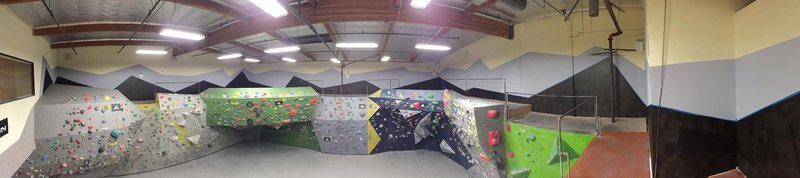 Rock Climbing Photo: HANGAR 18 SAN CLEMENTE