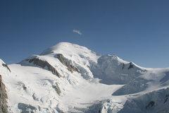 Rock Climbing Photo: Mont Blanc
