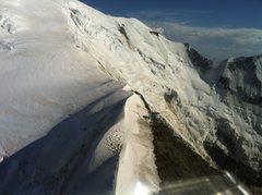 Rock Climbing Photo: Gouter Hut