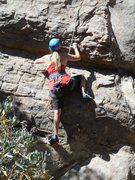 Rock Climbing Photo: Nice Marmot