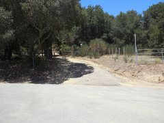 Rock Climbing Photo: If you see this driveway you're  at the right turn...