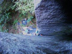 Rock Climbing Photo: Declother