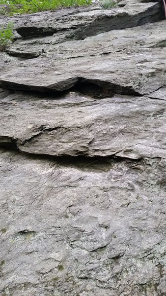 Rock Climbing Photo: PJ Flyer