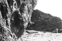 Rock Climbing Photo: Peekaboo