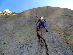Rock Climbing Photo: Pingora : Wind River Range