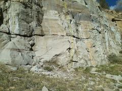 Rock Climbing Photo: Short, fun.