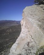 Rock Climbing Photo: The top....