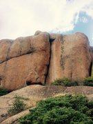 Rock Climbing Photo: PWP.