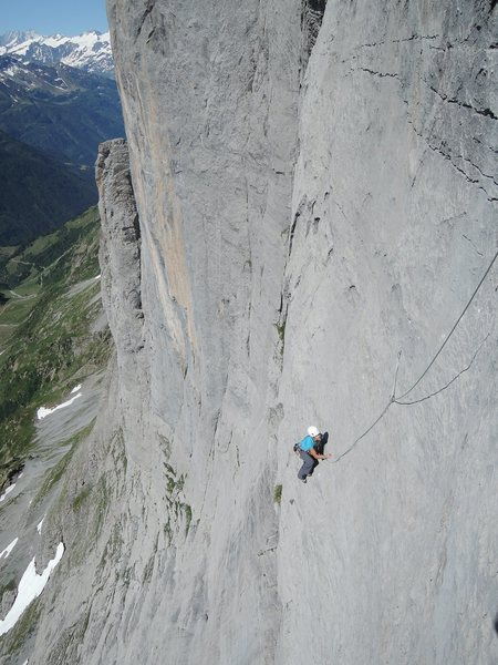 Lisa on the classic Caminando (12a)