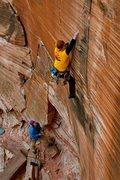 Rock Climbing Photo: Y&Y
