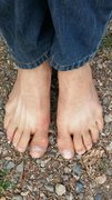 Rock Climbing Photo: Your mind will rejoice while your feet will hurt l...