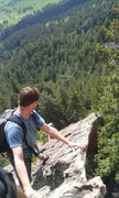 Rock Climbing Photo: Hammerhead