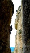 Rock Climbing Photo: gravy train