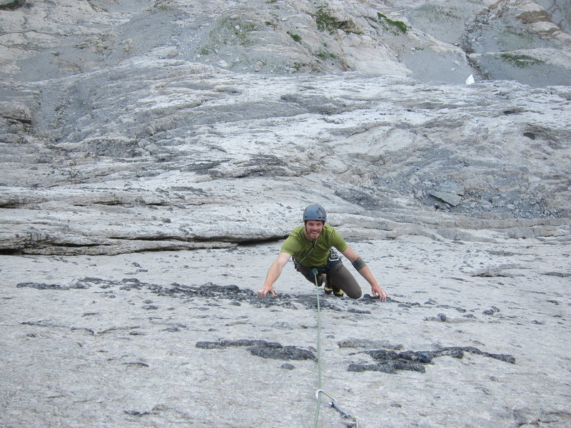 Awesome knobs on the first 3 pitches!