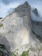 Rock Climbing Photo: The amazing Schweizereck