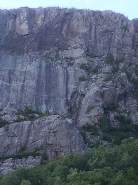 Rock Climbing Photo: Freeride