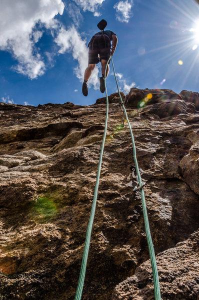 Rock Climbing Photo: Dells