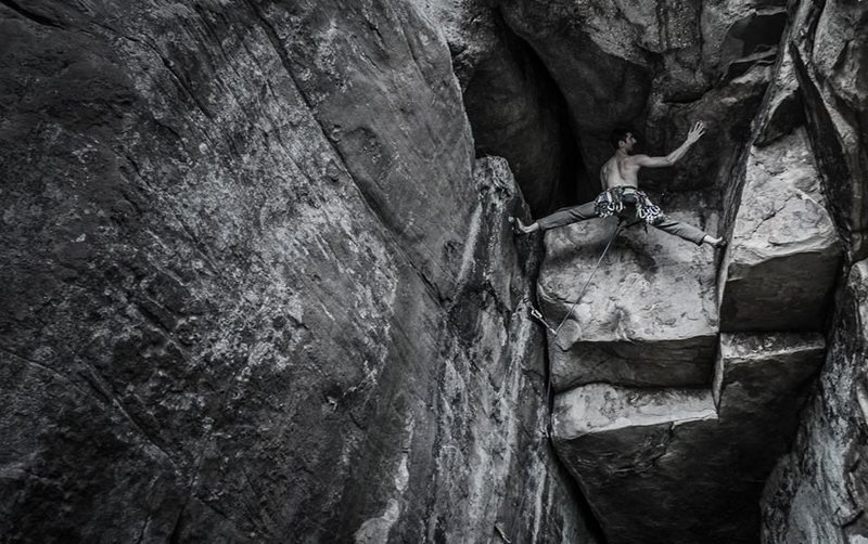Great White Fright, 12a<br> Sunset Rock, TN
