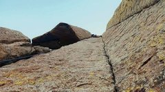 Rock Climbing Photo: Mac west p2