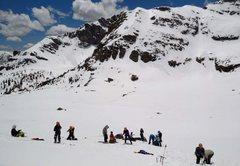Rock Climbing Photo: Groundhog basin Sangre De Cristos