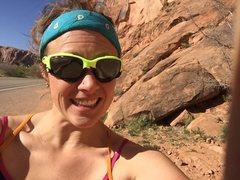Rock Climbing Photo: the moab