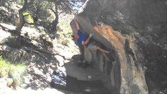 Rock Climbing Photo: Pimpers Paradise