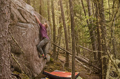 Rock Climbing Photo: P. Haun