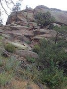 Rock Climbing Photo: The 5.6