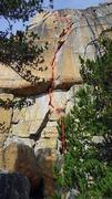 Rock Climbing Photo: Deimos.  Aug 2015.