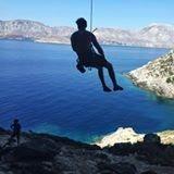 Rock Climbing Photo: Just hanging around